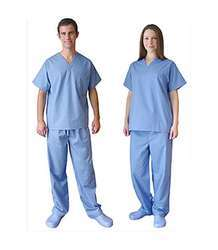 hospital gowns back opening