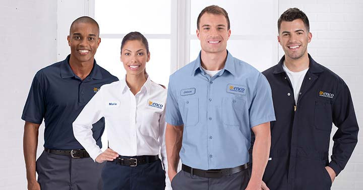 factory workers uniform name