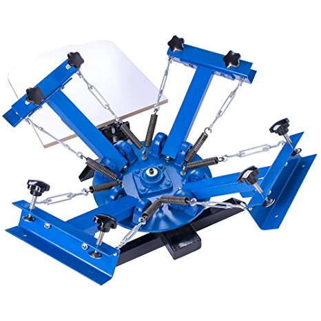 homemade screen printing equipment