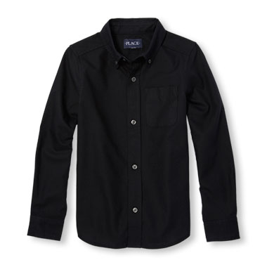 Black Shirt Uniform