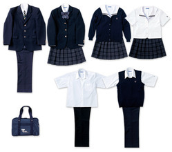 uniform school