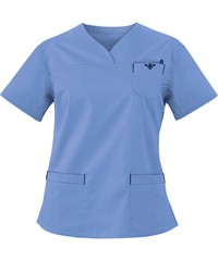 Staff render regular protection to the nurses in hospitals and more.. Rs 561/ Piece. Nurse Uniforms. Hospital Uniforms.