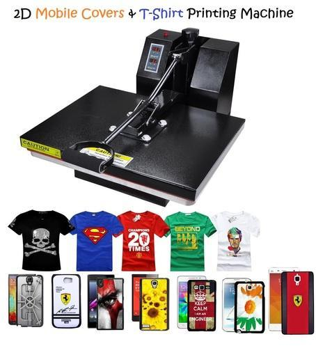 How To Use A T Shirt Printing Machine 1