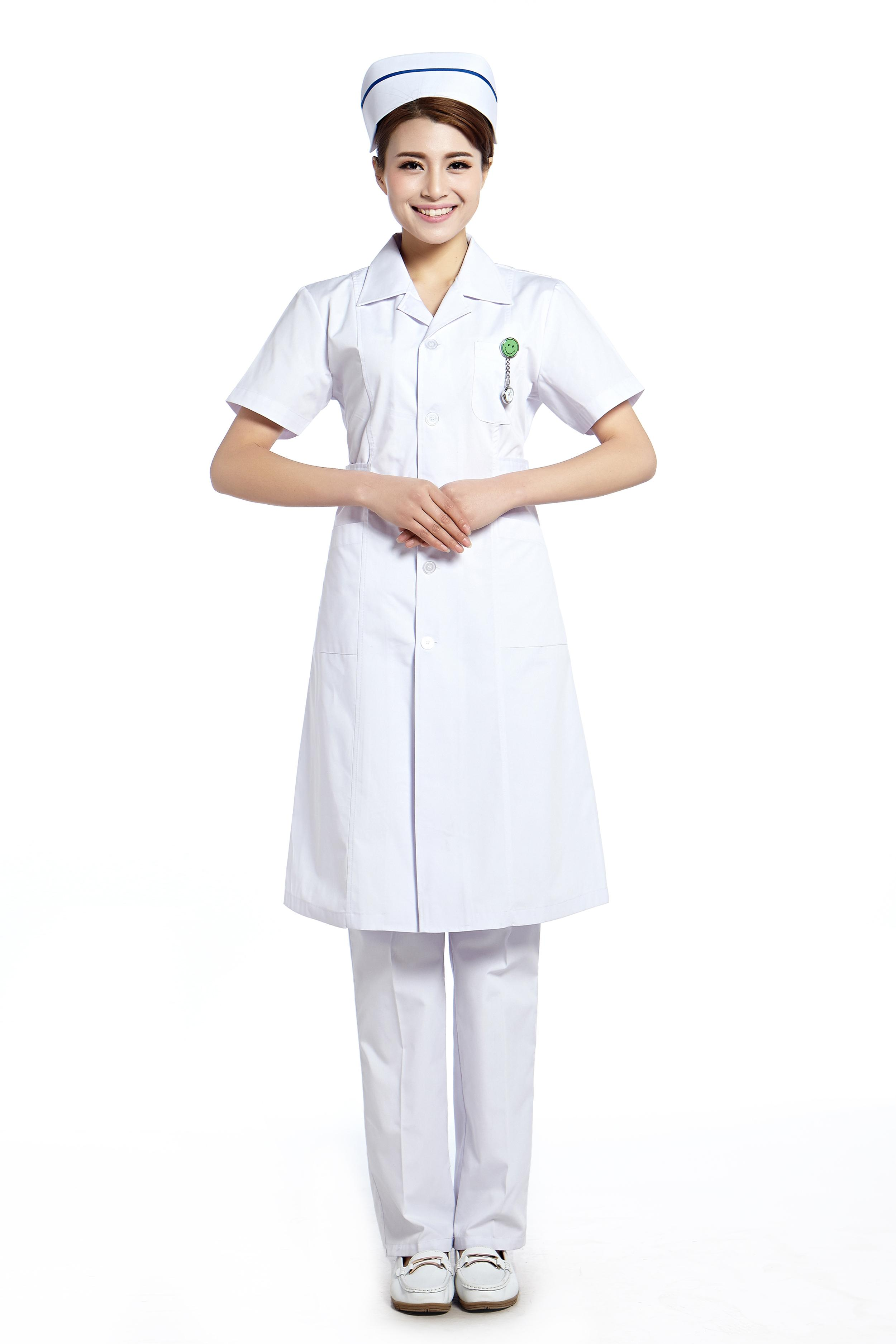 Nurse Uniform Dress 2