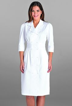Nurse Uniform Dress 1