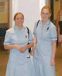 Nurses In Uniform 1