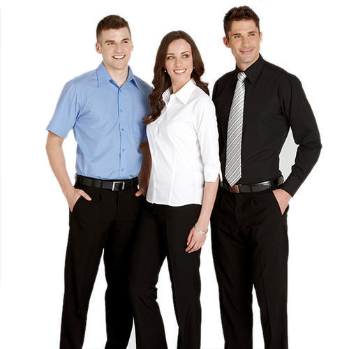 sample of office uniforms design