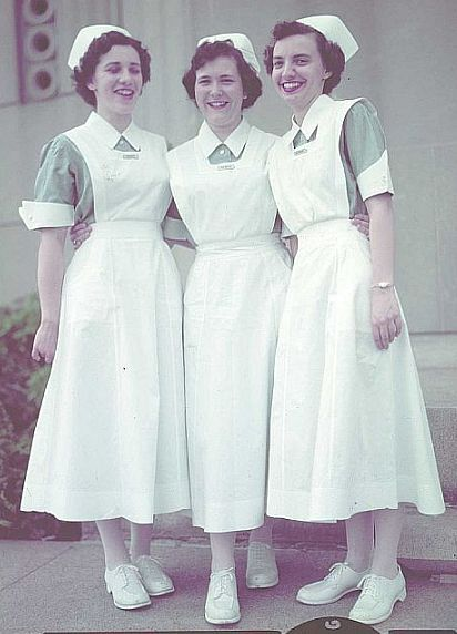 Old Nurse Uniforms 2