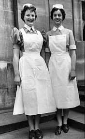 Old Nurse Uniforms