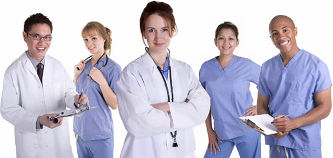 Registered Nurse Scrubs