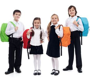 Are similar Definition of school uniform were not