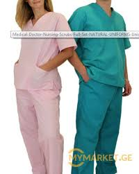 Scrubs Clothing