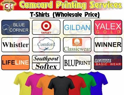 T Shirt And Uniform Outlet Balintawak 1