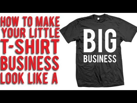 screen printing business plan pdf