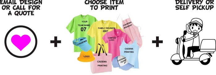 T Shirt Printing Queenstown
