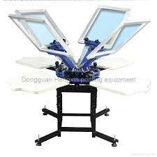 home screen printing machine