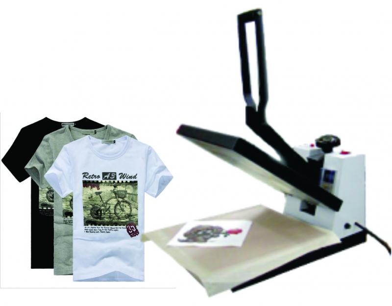 T Shirt Uniform Printing Machines