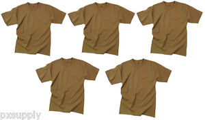 coyote brown t shirt