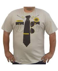 cop uniform t shirt