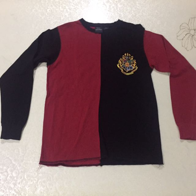 harry potter uniform t shirt